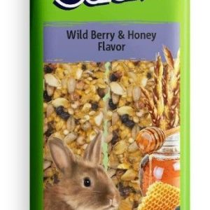 VitaKraft Wild Berry & Honey Flavor Crunch Sticks