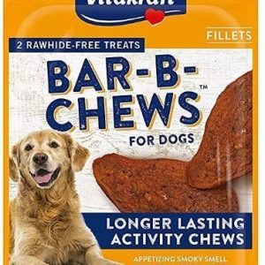 Vitakraft Bar-B-Chews Fillets Dog Treat