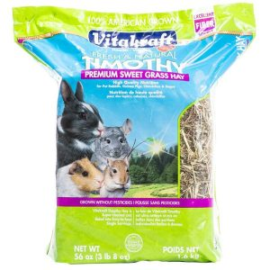 Vitakraft Fresh & Natural Timothy Premium Sweet Grass Hay