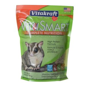 Vitakraft VitaSmart Complete Nutrition Sugar Glider Food