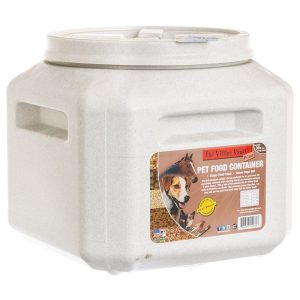 Vittles Vault Airtight Square Pet Food Container