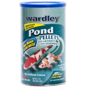 Wardley Pond Pellets for All Pond Fish