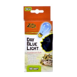 Zilla Incandescent Day Blue Light Bulb for Reptiles