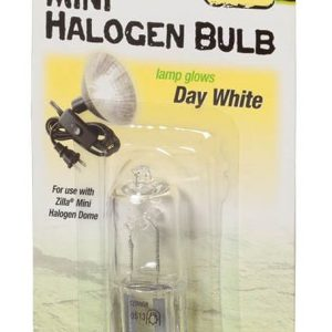 Zilla Mini Halogen Bulb - White