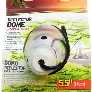 Zilla Reflector Dome with Ceramic Socket
