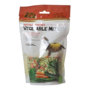 Zilla Reptile Munchies - Vegetable Mix