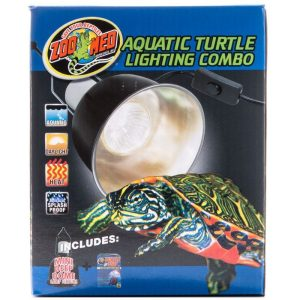 Zoo Med Aquatic Turtle Lighting Combo