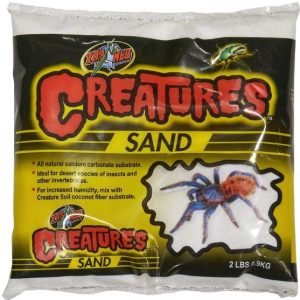 Zoo Med Creatures Sand - White