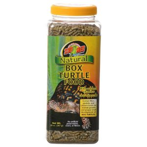 Zoo Med Natural Box Turtle Food - Pellets