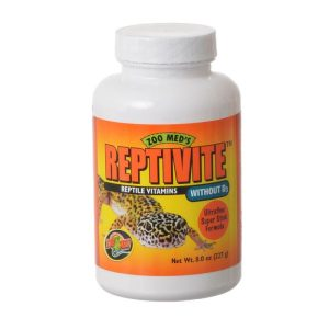 Zoo Med Reptivite Reptile Vitamins without D3