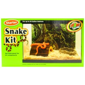 Zoo Med Snake Starter Kit