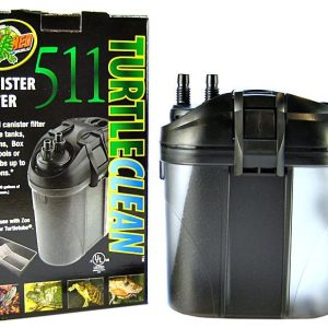 Zoo Med Turtle Clean Canister Filter 511