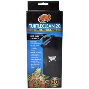 Zoo Med TurtleClean Deluxe Turtle Filter
