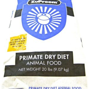 ZuPreem Primate Dry Diet Animal Food