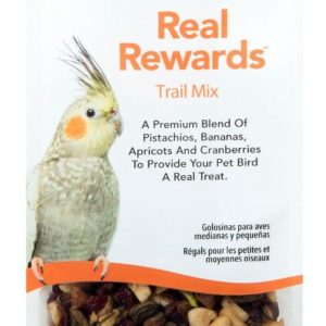 ZuPreem Real Rewards Trail Mix For Medium Birds