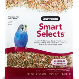 ZuPreem Smart Selects Bird Food for Small Birds