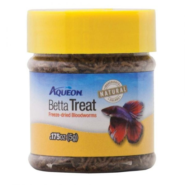 Aqueon Betta Treat Freeze Dried Bloodworms
