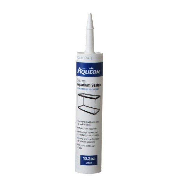 Aqueon Silicone Aquarium Sealant - Clear