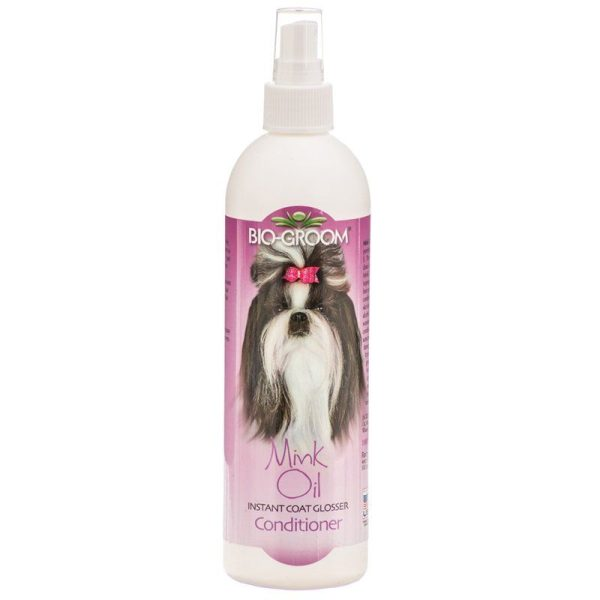 Bio Groom Mink Oil Spray