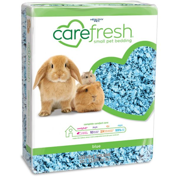 CareFresh Colors Pet Bedding - Blue