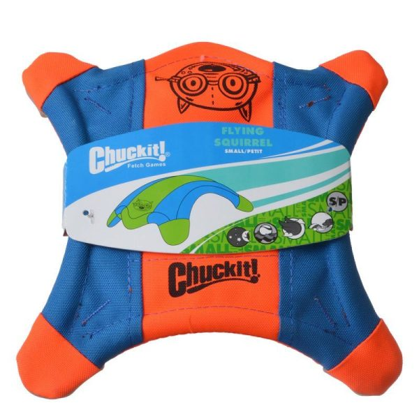 Chuckit Flying Squirrel Toss Toy