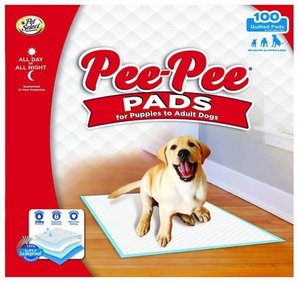 Four Paws Pee Pee Puppy Pads - Standard
