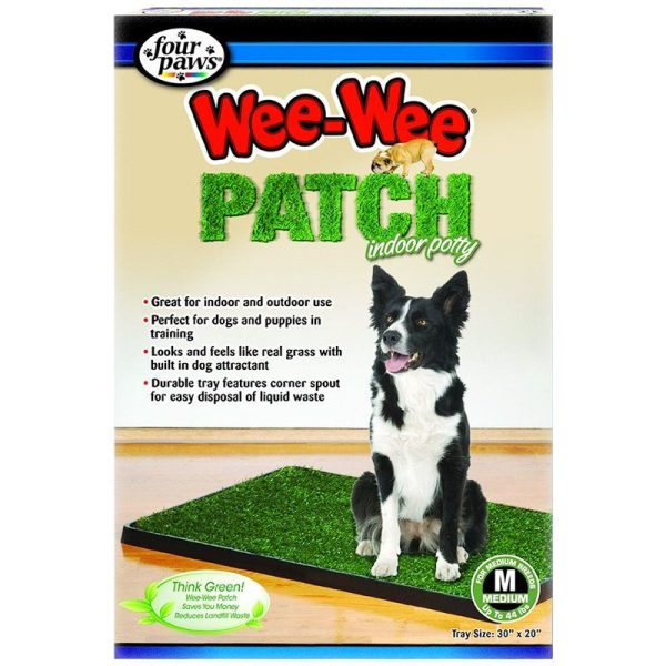 Four Paws Wee Wee Patch Indoor Potty