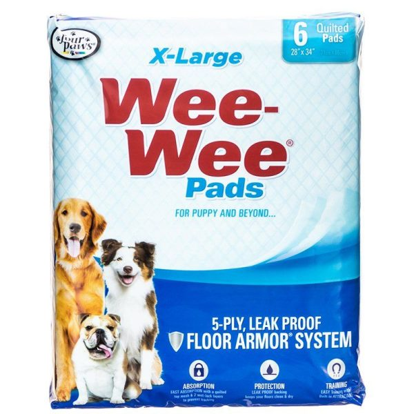 Four Paws X-Large Wee Wee Pads