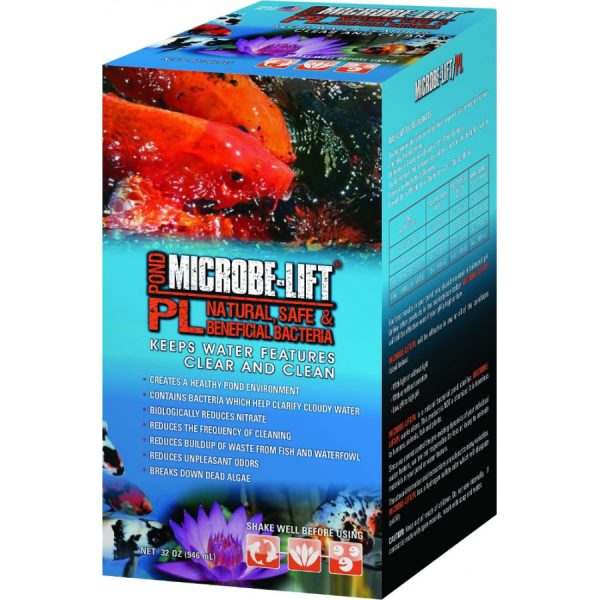 Microbe Lift PL Beneficial Bacteria for Ponds