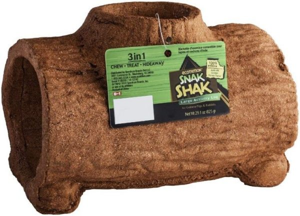 Ecotrition 3 in 1 Edible Snack Shak Activity Log