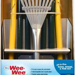 Four Paws Wee Wee All in One Dog Waste Pooper Scooper Set