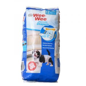 Four Paws Wee Wee Diapers for Dogs