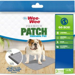 "Four Paws Wee Wee Patch Washable Pad 22""L x 23""W"