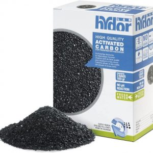 Hydor High Quality Activated Carbon for Freshwater Aquarium
