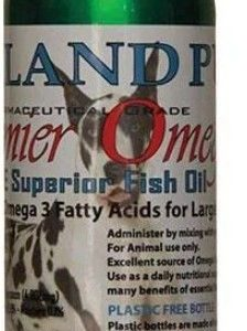 Iceland Pure Health Enhancing Omega Oil For Large Dogs