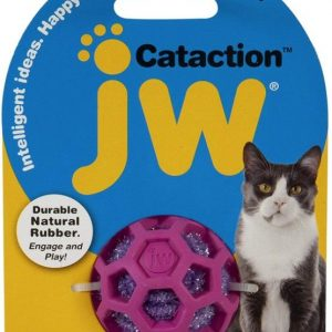 JW Pet Cataction Rattle Ball Interactive Cat Toy