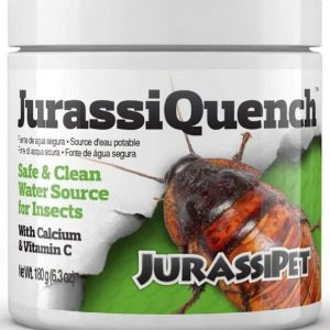 JurassiPet JurassiQuench Safe and Clean Water Source for Insects with Calcium and Vitamin C