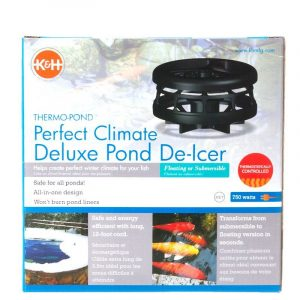 K&H Pet Products Thermo-Pond Perfect Climate Deluxe Pond De-Icer