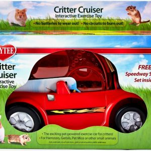 """Kaytee Critter Cruiser For Hamsters And Gerbils 6 """" x 12"""" x 9"""""""