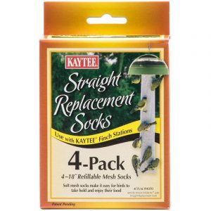 Kaytee Finch Station Replacement Socks