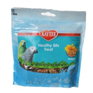 Kaytee Forti-Diet Pro Health Healthy Bits Treat - Parrot & Macaw
