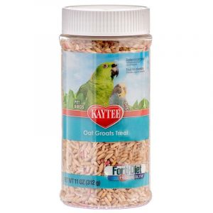 Kaytee Forti-Diet Pro Health Oat Groats Treat - All Birds