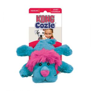 Kong Cozie Plush Toy - King the Lion
