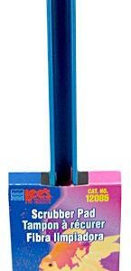 Lees Glass or Acrylic Scrubber with Long Handle