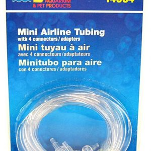 Lees Mini Airline Tubing with 4 Connectors