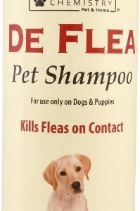 Natural Chemistry De Flea Pet Shampoo