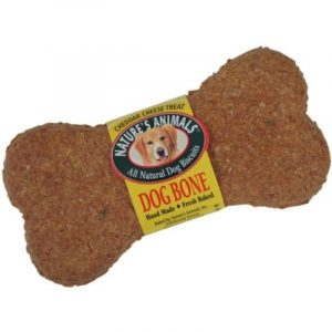 Natures Animals All Natural Dog Bone - Cheddar Cheese Flavor