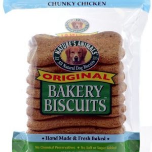 Natures Animals Orihinal Bakery Buscuits Chunky Chicken