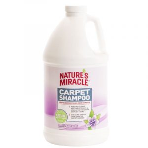 Nature's Miracle Carpet Shampoo - Tropical Bloom Scent
