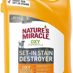 Nature's Miracle Oxy Formula Set-In Stain Destroyer